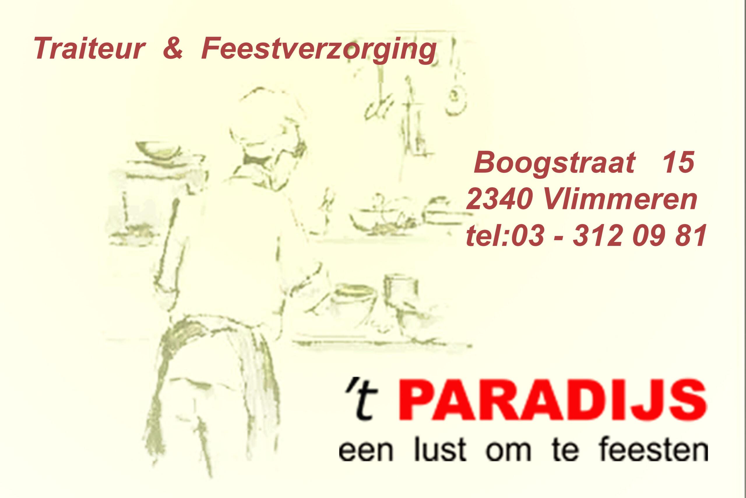 7) Paradijs